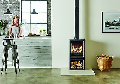 Stovax View 5T Midline Multi Fuel Woodburning Stove Brand New And Boxed