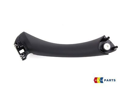 Bmw New Genuine 3 Series E90 E91 O/s Right Door Handle Inner Part Black 7230850