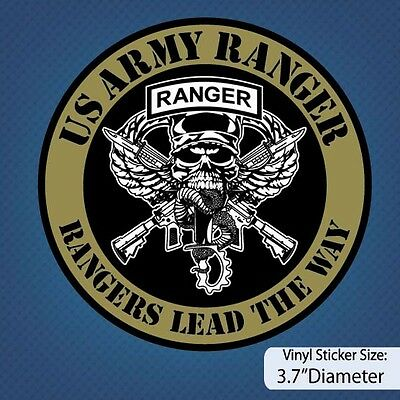 United States Army Ranger / Version B / Military / Decal / Sticker