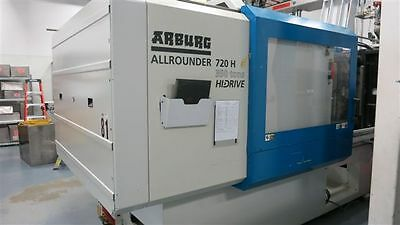 2011 360 Ton Arburg Electric Injection Molding Machine-IMM # 7786166
