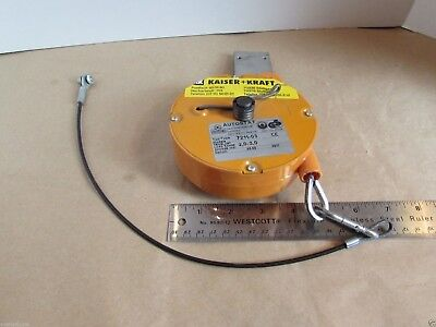 Autostat Tool Balancer 7211-03 Reel Retractor Fits Impact Wrench Made in Germany