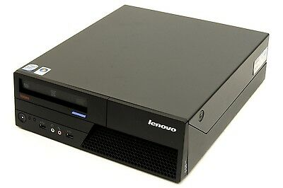 Lenovo ThinkCentre M58 SFF Intel Core 2 Duo 3.0GHz 1GB 80GB Windows 7 Pro