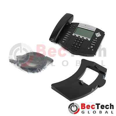 *NEW* Polycom SoundPoint IP 560 PoE VoIP Conference Phone P/N: 2200-12560-025