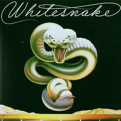 WHITESNAKE Trouble 180gm Vinyl LP 35th Anniversary Issue 2014 NEW & SEALED