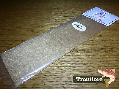 Ep Fibers Tan Enrico Puglisi - New Fly Tying Wing & Body Material