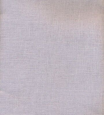 Permin/Wichelt 32ct Linen Fabric Lilac Large Piece 63 x 69cms