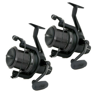 Fox Eos 12000 Big Pit Reel x2 *Brand New 2017* FREE Next Day Delivery