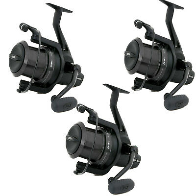 Fox Eos 12000 Big Pit Reel x3 *Brand New 2017* FREE Next Day Delivery