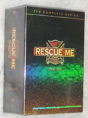 Rescue Me: The Complete Series (1,2,3,4,5,6,7) - 40 DVD Box Set - NEW & SEALED