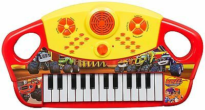 Blaze Electronic Keyboard Musical Piano Kids Toy Instrument Record & Playback