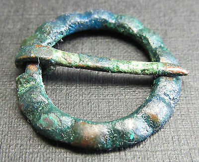 Ancient Bronze  Fibula (3).