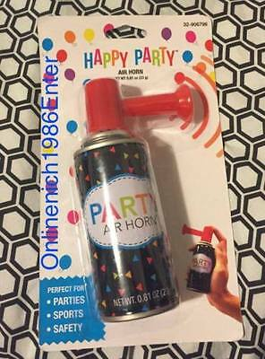 2PC-air-horn-Portable-hand-held-security-safety-Party-Sports--LOUD-BLAST-81OZ