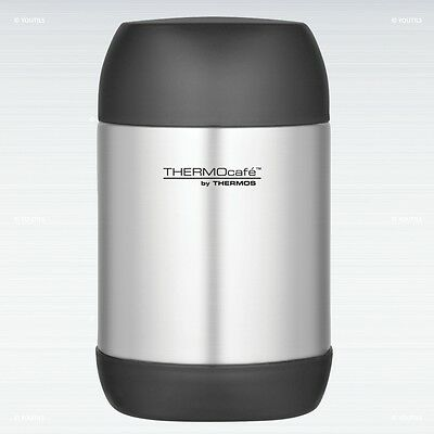 Thermos ThermoCafe Challenger Food Flask 500ml Stainless Steel