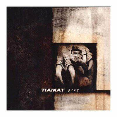 TIAMAT ‎– Prey - LP silver Neu New
