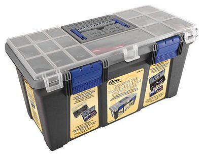 Oster Tool Box Carrying Case for Clipmaster, Showmaster...