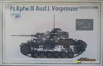 Cyber Hobby 6422 Pz.Kpfw.III Ausf.L Vorpanzer Smart Kit 1:35