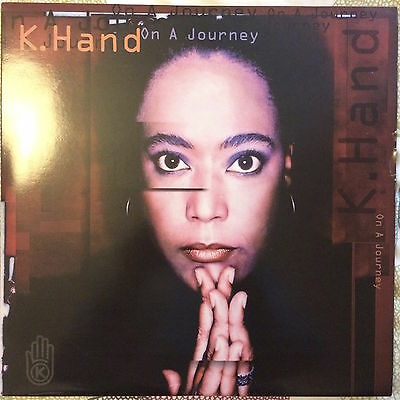 K. HAND - On a Journey 2LP Techno