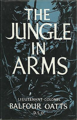 The Jungle in Arms by Balfour Oatts