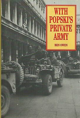 With Popski's Private Army by Ben Owen