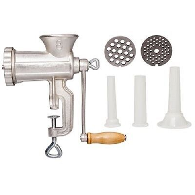 D.Line Cast Iron Meat Mincer No. 8 Sausage Maker