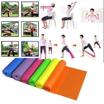 Theraband Thera-Band resistance bands. NHS. Exercise pilates yoga physio E8