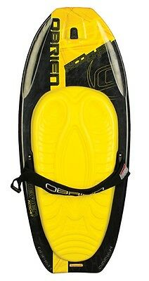 O'Brien Ricochet Performance Kneeboard, Yellow Black. 37454