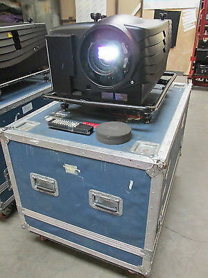 Barco galaxy 7 classic+ video projector with lens &  - 7,000 lumen