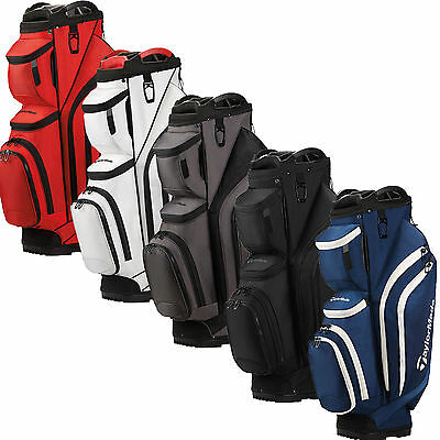 New TaylorMade Golf 2017 Supreme Cart Bag - Pick Color