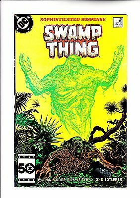 The Saga of Swamp Thing 1-100 Alan Moore 1st Constantine, Justice League Dark+++
