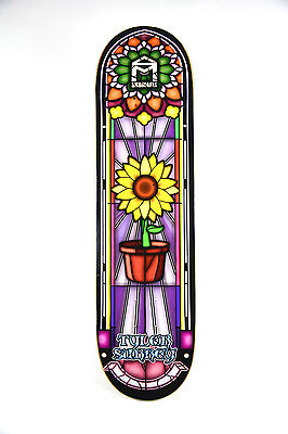Sk8Mafia Stained Glass Tyler Surrey Skateboard Deck 8.25 Inch - Free Delivery