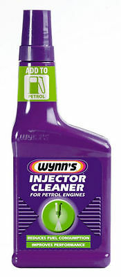 Wynns Injector Cleaner For Petrol Engines 325Ml - Fuel Clean Treatment Additive