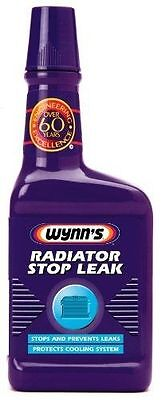 Wynns Radiator Stop Leak [55864] Rad Seal Cooling System Fix