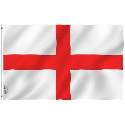ANLEY English Flag England National Banner Polyester 3x5 Foot Country Flags