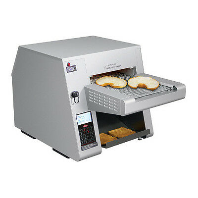 Hatco ITQ-1750-2C Double Conveyor Toaster with USB Port and Digital Controls