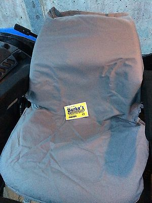 Waterproof Tractor Seat Covers Various Colours