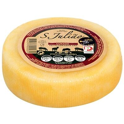 300 gr / 10.58 oz Delicious and Traditional Portuguese SHEEP CHEESE (S. Julião)