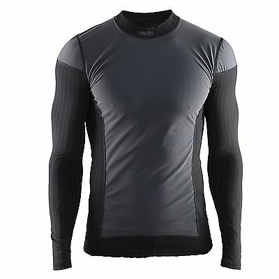 Craft Cycling Active Extreme 2.0 Windstopper Crew Neck Long Sleeve Base Layer