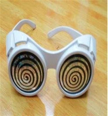 White Goggles Willy Wonka Charlie Chocolate Factory Style Adult Kids Fancy Dress