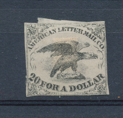 USA stamp Local post American letter mail co 20 for a dollar