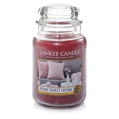 Yankee Candle Home Sweet Home Large Jar FREE P&P