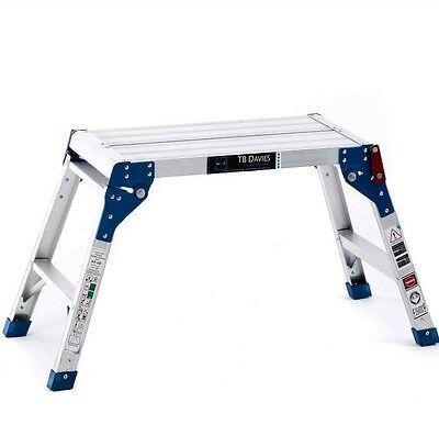 SUMMIT by TB Davies Trade Micro Work Platform - strong construction &  compact