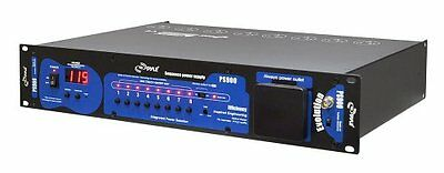 Pyle PS900 Audio/Video AC Power Conditioner, Voltage Filter, Noise/Interference