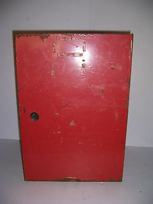 Vintage Metal Wall Cabinet Tool Box Parts Box With Drawers