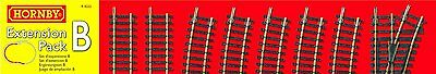Hornby R8222 OO Extension Pack B Hobby Model Railway Tracks