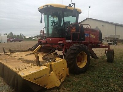 2012 New Holland H8060 Swathers & Windrowers