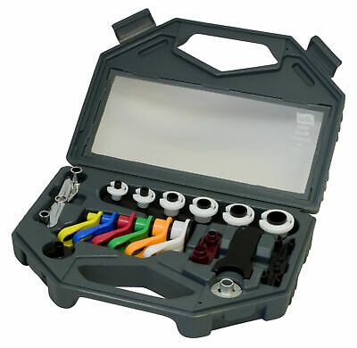 Lisle Master Disconnect Tool Set for A/C & Fuel Lines 39900
