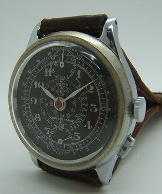 Chronographe Pierce Monopoussoir De 1950 Cp2