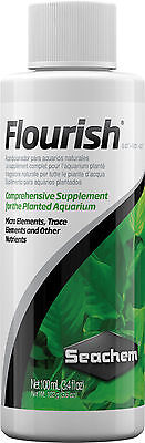 Seachem Flourish 500ml Comprehensive Supplement for Aquarium Plants Fertiliser