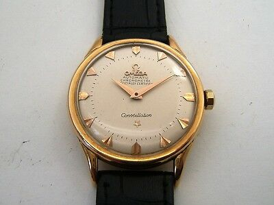 Omega Constellation En Or 18K Automatic Cal.501 De 1956 C18P1