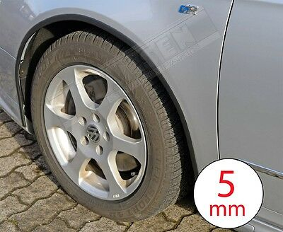 Wheel Arch Guard Universal Rubber Trim Cover 5 mm 5mm Volvo Toyota Land Rover